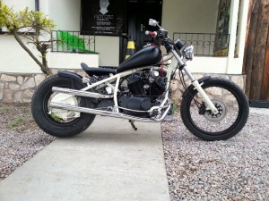 Black stret 250
