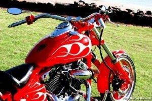 Drag Star Vermelha 502