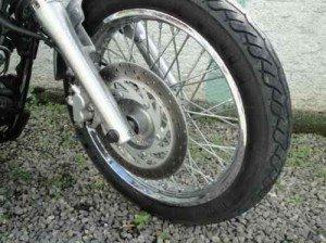Roda Aro Dianteiro Drag Star Triciclo